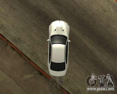 BMW M3 Armenian para la visión correcta GTA San Andreas