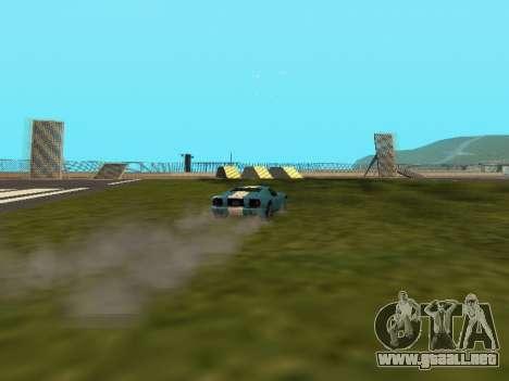 Hot Wheels para GTA San Andreas quinta pantalla