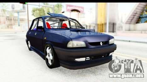 Dacia 1310 Berlina Tunata v2 para la visión correcta GTA San Andreas