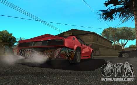 Buffalo (Tunning) para la visión correcta GTA San Andreas