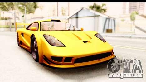 GTA 5 Progen Tyrus SA Style para GTA San Andreas left
