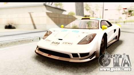 GTA 5 Progen Tyrus SA Style para el motor de GTA San Andreas