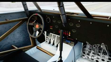 GTA 5 Trophy Truck SA Lights PJ para visión interna GTA San Andreas