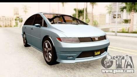 GTA 5 (4) Dinka Perennial IVF para la visión correcta GTA San Andreas