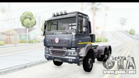 Tatra Phoenix 6x2 Agro Truck v1.0 para la visión correcta GTA San Andreas