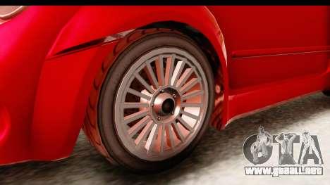 GTA 5 Grotti Brioso IVF para la visión correcta GTA San Andreas