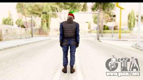 Bahrain Officer v2 para GTA San Andreas tercera pantalla