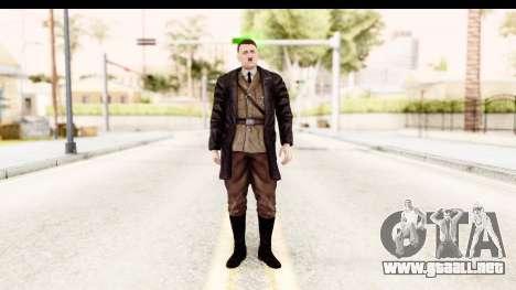 Adolf H. para GTA San Andreas segunda pantalla