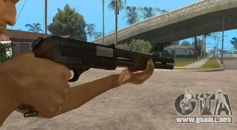TOZ-194 de la Insurgencia para GTA San Andreas segunda pantalla