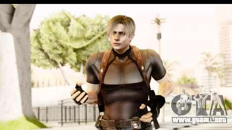 Resident Evil 4 Ultimate - Leon S. Kennedy para GTA San Andreas