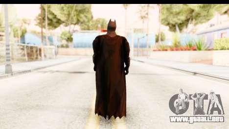 Batman Begins para GTA San Andreas tercera pantalla