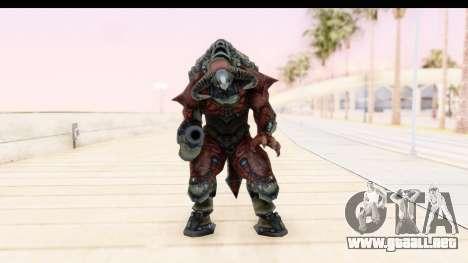 DOOM 3 - Cyberdemon para GTA San Andreas segunda pantalla
