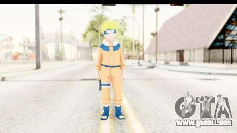 Naruto Ultimate Ninja Storm 4 Naruto Uzumaki v2 para GTA San Andreas segunda pantalla