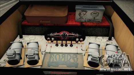 GAS 24 Nobles para visión interna GTA San Andreas