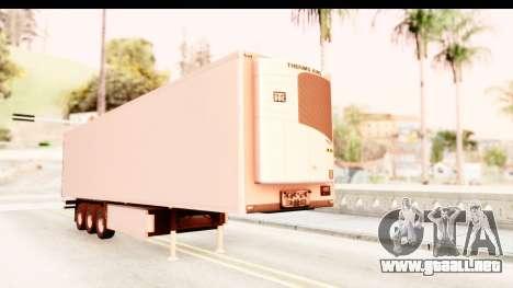 Trailer ETS2 v2 New Skin 1 para GTA San Andreas
