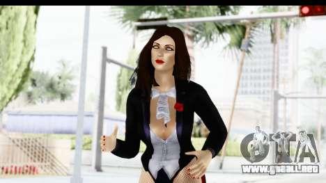 Injustice God Among Us - Zatana para GTA San Andreas