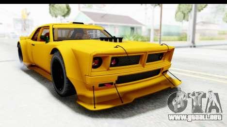 GTA 5 Declasse Drift Tampa para GTA San Andreas
