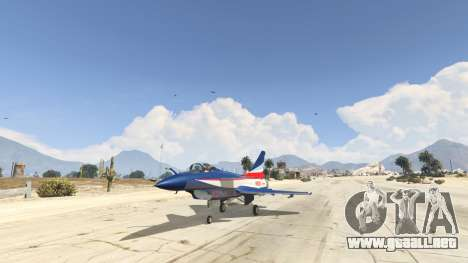GTA 5 J-10A SY Aerobatic Team