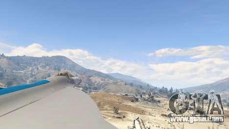 GTA 5 F-16XL USA séptima captura de pantalla