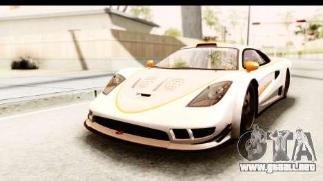 GTA 5 Progen Tyrus SA Style para vista inferior GTA San Andreas