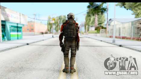 Homefront The Revolution - KPA v3 Dead para GTA San Andreas tercera pantalla