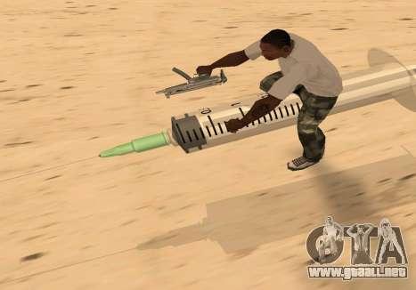 Jeringa para GTA San Andreas