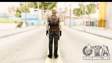Resident Evil 4 Ultimate - Leon S. Kennedy para GTA San Andreas tercera pantalla
