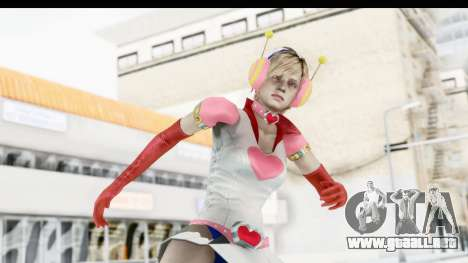 Silent Hill 3 - Heather Princess Heart para GTA San Andreas
