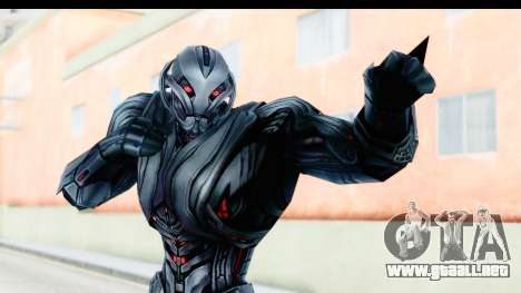 Marvel Future Fight - Ultron Mk3 (AOU) para GTA San Andreas