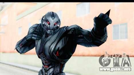 Marvel Future Fight - Ultron Mk3 (AOU) para GTA San Andreas