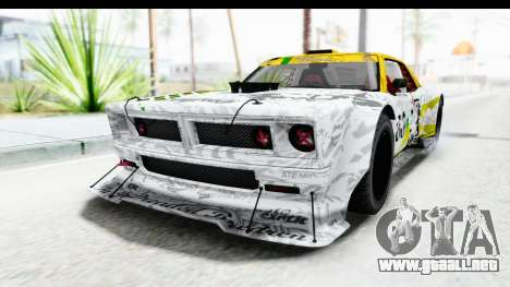 GTA 5 Declasse Drift Tampa IVF para el motor de GTA San Andreas