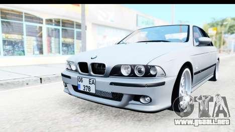 BMW M5 E39 para GTA San Andreas