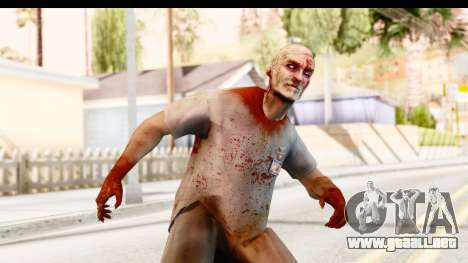 Left 4 Dead 2 - Zombie Surgeon para GTA San Andreas