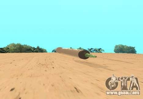 Jeringa para GTA San Andreas left