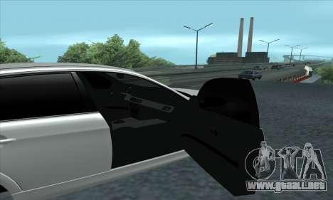 BMW 325i E90 para la visión correcta GTA San Andreas