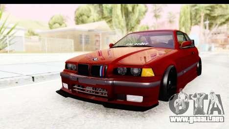 BMW M3 E36 Spermatozoid Edition para GTA San Andreas
