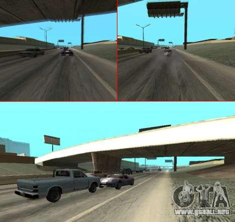 Hot Wheels para GTA San Andreas segunda pantalla
