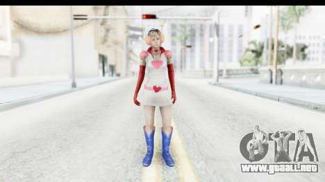 Silent Hill 3 - Heather Princess Heart para GTA San Andreas segunda pantalla