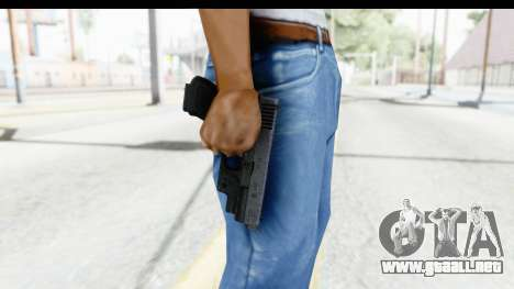 Glock P80 para GTA San Andreas tercera pantalla