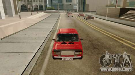 rus_racer ENB v1.0 para GTA San Andreas séptima pantalla