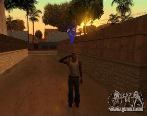 Saludo para GTA San Andreas