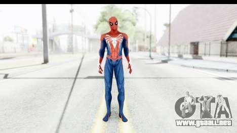 Spider-Man Insomniac v2 para GTA San Andreas segunda pantalla