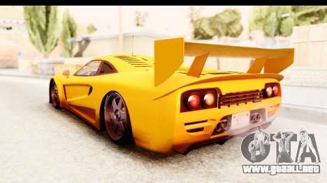 GTA 5 Progen Tyrus SA Style para la visión correcta GTA San Andreas