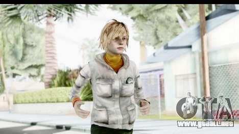 Silent Hill Downpour - Heather para GTA San Andreas