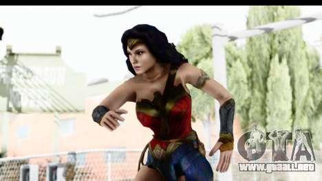 Injustice God Among Us - Wonder Woman BVS para GTA San Andreas