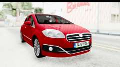 Fiat Linea 2015 v2 para GTA San Andreas
