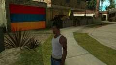 Garaje CJ armenia para GTA San Andreas