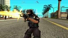 NextGen cambiado el skin original SWAT