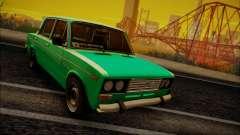 VAZ 2106 Shaherizada GVR para GTA San Andreas