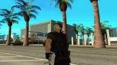 Entrenador de SWAT para GTA San Andreas